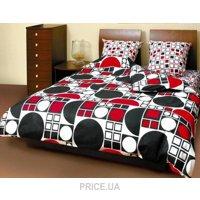 Фото ТЕП 531 Круг red-black двуспальный евро