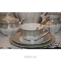 Фото Cmielow Набор чайных чашек без блюдец Bolero E522 220 мл