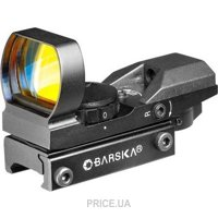 Фото Barska Multi Reticle 1x (Red/Green)