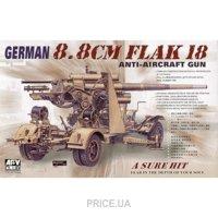 Фото AFV-Club 8.8cm Flak 18 Anti-aircraft (AF35088)