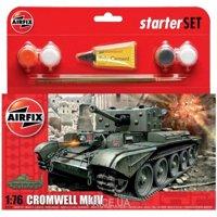Фото Airfix Подарочный набор с танком Cromwell MkIV (AIR55109)