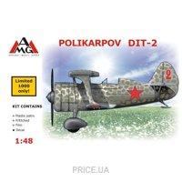 Фото AMG Models Истребитель Поликарпов ДИТ-2 (AMG48307)