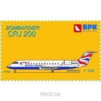 Фото BIG Пассажирский самолет Bombardier CRJ 200 (BPK14402)