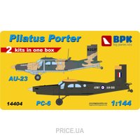 Фото BIG Самолеты Pilatus Porter PC-6 и Au-23 (2 шт), набор 2 (BPK14404)