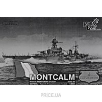 """Фото Combrig Военный корабль """"Montcalm"""", 1940 (Корпус по ватерлинию) (CG3579WL)"""