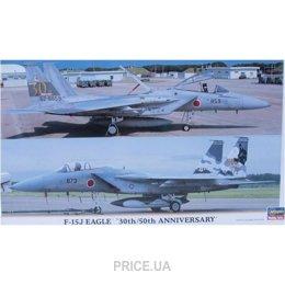 """Фото Hasegawa Набор для сборки 2 истребителей F-15J Eagle """"30th / 50th Anniversary"""" (HA00886)"""