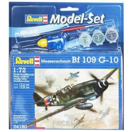 "Фото Revell Истребитель ""Messerschmitt Bf-109 G-10"", (RV64160)"