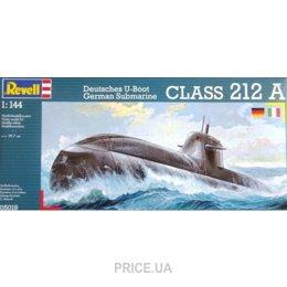Фото Revell Подводная лодка U212, 1:144 (RV05019)