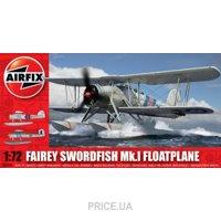 Фото Airfix Самолет Fairey Swordfish Mk.I Floatplane (MAI-05006)