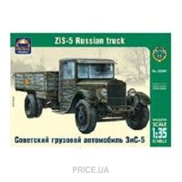 Фото ARK Models ZiS-5 WWII Soviet truck (ARK35002)