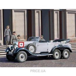 Фото ICM G4 (производства 1939 г.) германский легковой автомобиль с пассажирами (35531)