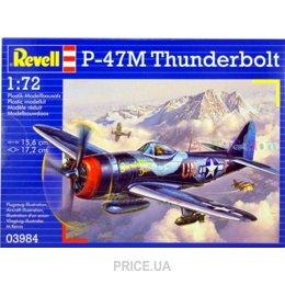 Фото Revell Истребитель-бомбардировщик P-47 M Thunderbolt (RV03984)