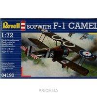 Фото Revell Одноместный истребитель Sopwith (Сопвич) F1 Camel. (RV04190)