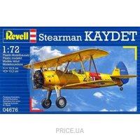 Фото Revell Учебно-тренировочный самолет Stearman PT-13D Kaydet. (RV04676)