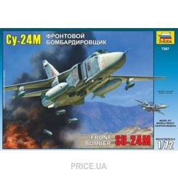 Фото ZVEZDA Самолет Су-24М 1:72 (ZVE7267)