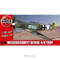 Фото Airfix Истребитель Messerschmitt Bf109E-4/E-1 (AIR05120A)