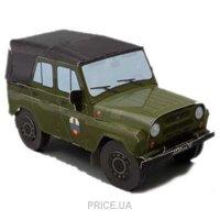 Фото Умная бумага Автомобиль УАЗ 31512 (погранвойска) (135-01)