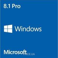Фото Microsoft Windows 8.1 Профессиональная 64 bit Русский (коробочная версия) OEM (FQC-06930)