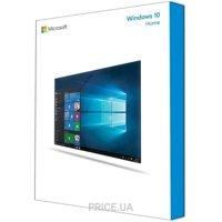 Фото Microsoft Windows 10 Домашняя 32/64 bit Все языки (электронная лицензия) (KW9-00265)