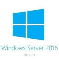 Фото Microsoft Microsoft Windows Server Standard 2016 x64 Russian DVD 16 Core (P73-07122)