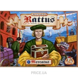 Фото White Goblin Games Rattus Mercatus (12529)