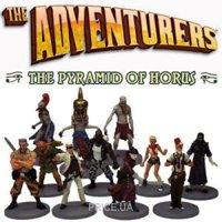 Фото Fantasy Flight Games The Adventurers: Pyramid of Horus - Miniatures (13204)