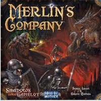Фото Days of Wonder Shadows Over Camelot: Merlins Company (7403)