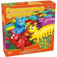 Фото Tactic Разноцветные гусенички (40531)