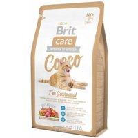 Фото Brit Care Cat Cocco I'm Gourmand 2 кг