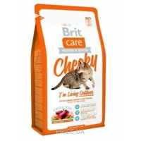 Фото Brit Care Cat Cheeky I'm Living Outdoor 2 кг