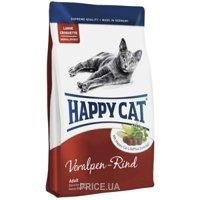 Фото Happy Cat Voralpen-Rind 1,8 кг