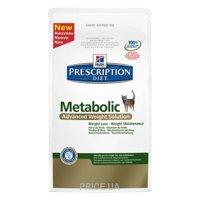 Фото Hill's Prescription Diet Feline Metabolic 1,5 кг