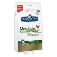 Фото Hill's Prescription Diet Feline Metabolic 4 кг