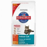 Фото Hill's Science Plan Feline Adult Indoor Cat курица 0,3 кг