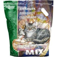 Фото Nutra Mix Gold Indoor Hairball 22,68 кг