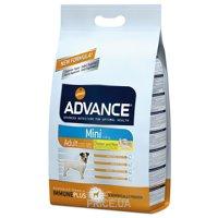 Фото Advance Mini Adult для взрослых собак 7,5 кг
