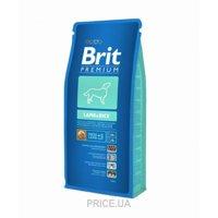 Фото Brit Premium Lamb and Rice 15 кг