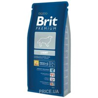 Фото Brit Premium Light 15 кг