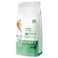 Фото Nature's Protection Dog Active 4 kg