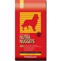 Фото Nutra Nuggets Lamb Meal & Rice Formula 3 кг