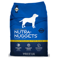 Фото Nutra Nuggets Maintenance Formula for dogs 7,5 кг