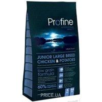 Фото Profine Junior Large Breed Chicken & Potatoes 15 кг