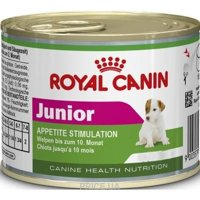 Фото Royal Canin Junior 195 г