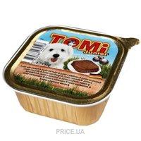 Фото TOMi Паштет для щенков с курятиной 150 г