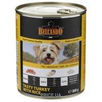 Фото Belcando Best Quality Meat индейка с рисом 0,8 кг
