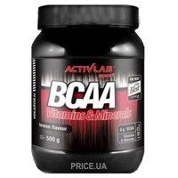 Фото Activlab BCAA Vitamins & Minerals 500g