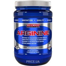 Фото AllMax Nutrition Arginine 400g