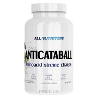 Фото All Nutrition Anticataball Aminoacid Xtreme Charge 250g (25 servings)