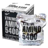 Фото FA Nutrition Xtreme Amino 5400 400 tabs