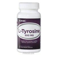 Фото GNC L-Tyrosine 500 mg 60 caps